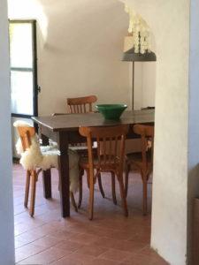 nespolo appartement tafel