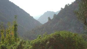 uitzicht bergen