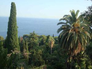 uitzicht Middellandse zee